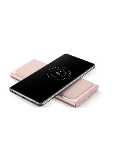 Samsung  Eb-U1200Csegww Wıreless Battery Pack Pempe Pembe